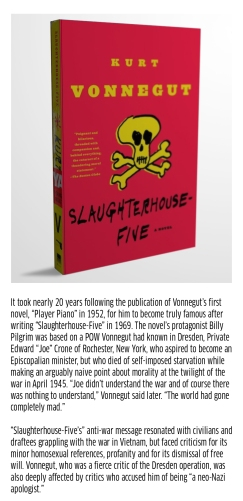 Slaughterhouse-Five Book