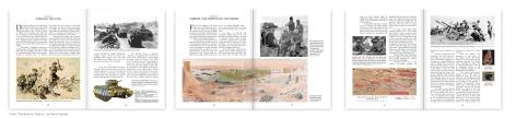 Tobruk Page Mockup