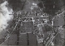 Villers-Bocage in the first week of June 1944.