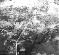 Villers-Bocage in late July 1944.