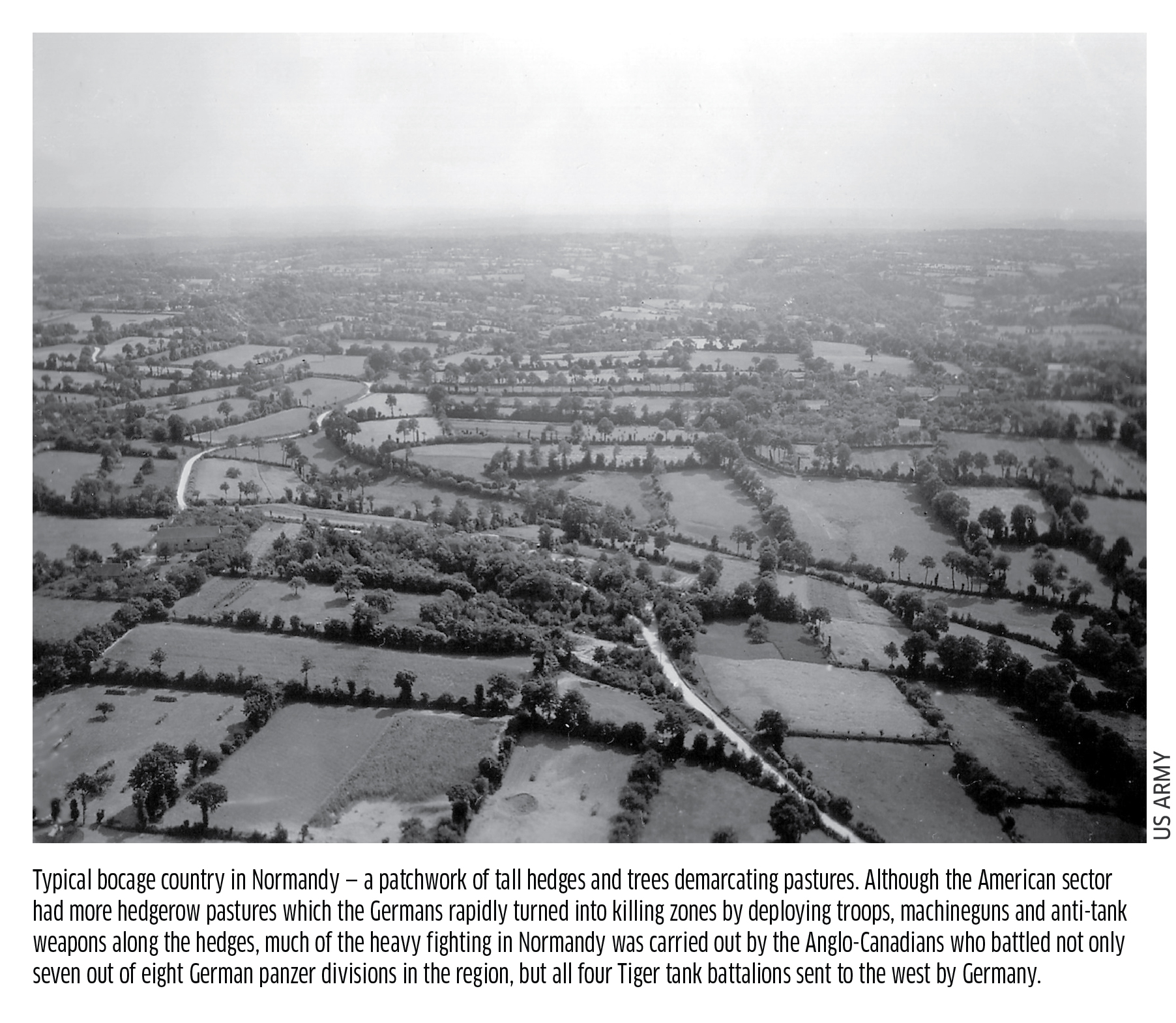 the normandy battlefields bocage and breakout from the beaches to the falaise gap