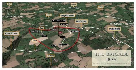 Map 6 - Brigade BoxB