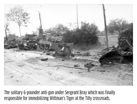 Six Pdr - Bray's Gun