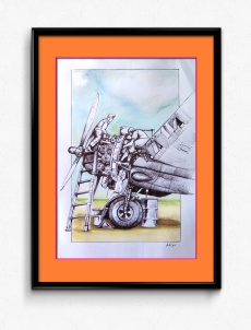 Frame-Beaufighter