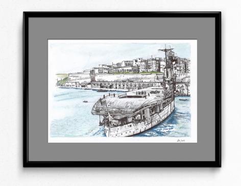 HMS-Eagle