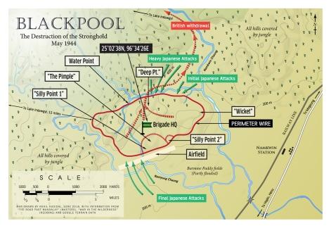 Blackpool 1944