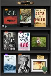 My Current Bookshelf