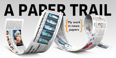Newspaper-Mast