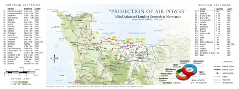 Normandy - Air Landing Grounds