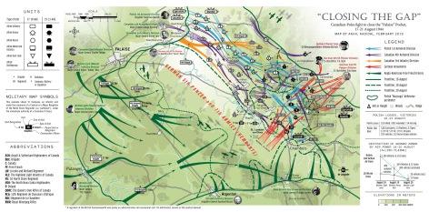 Normandy - Falaise - Closing the Gap