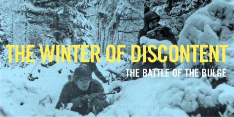 Masthead - Battle of the Bulge