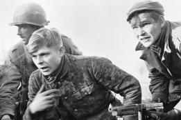 Captured SS Trooper (Bra, belgium)