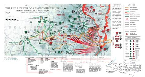 The Battle of the Bulge - Kampfgruppe Peiper